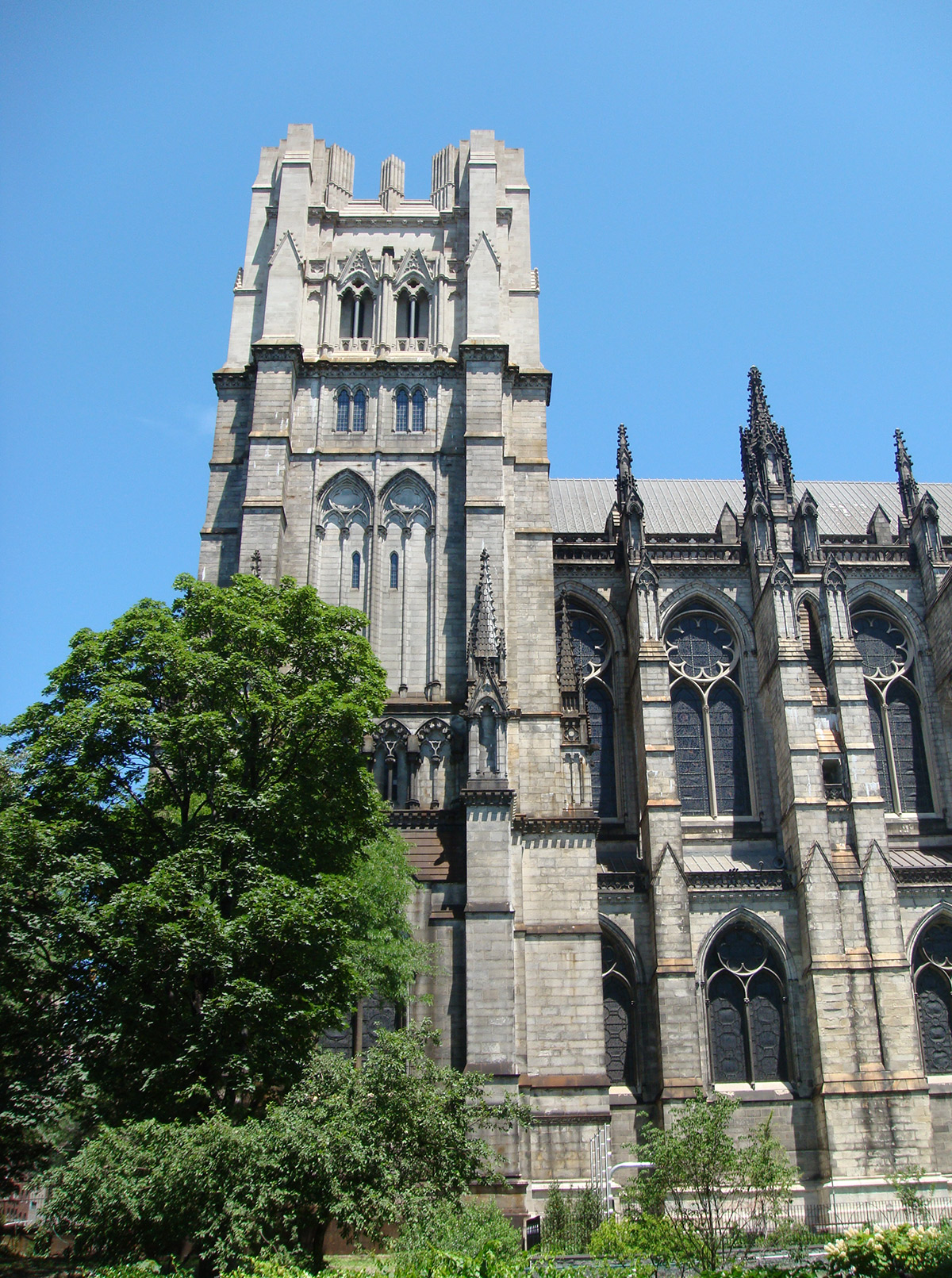 The Cathedral School of St. John the Divine
